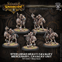Mercenary Steelhead Cavalry (5)
